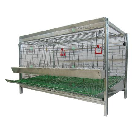 قفس مرغ و خروس تزئینی